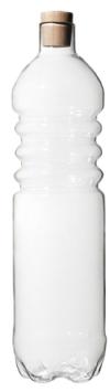 Glass bottle from Black Bird Home Gallery ($35) (http://sarasotamagazine.com/Articles/Current-Issue/Fashion-I-Q-.aspx) #SarasotaMagazine