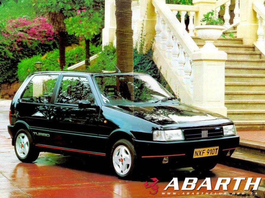 fiat uno turbo. i had a 1992, 1994 and 1996 | i drove it