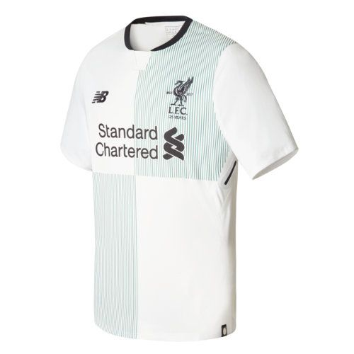 3bfdd3974d180 New Balance 730015 Men's LFC Away SS Jersey - White (MT730015WT ...