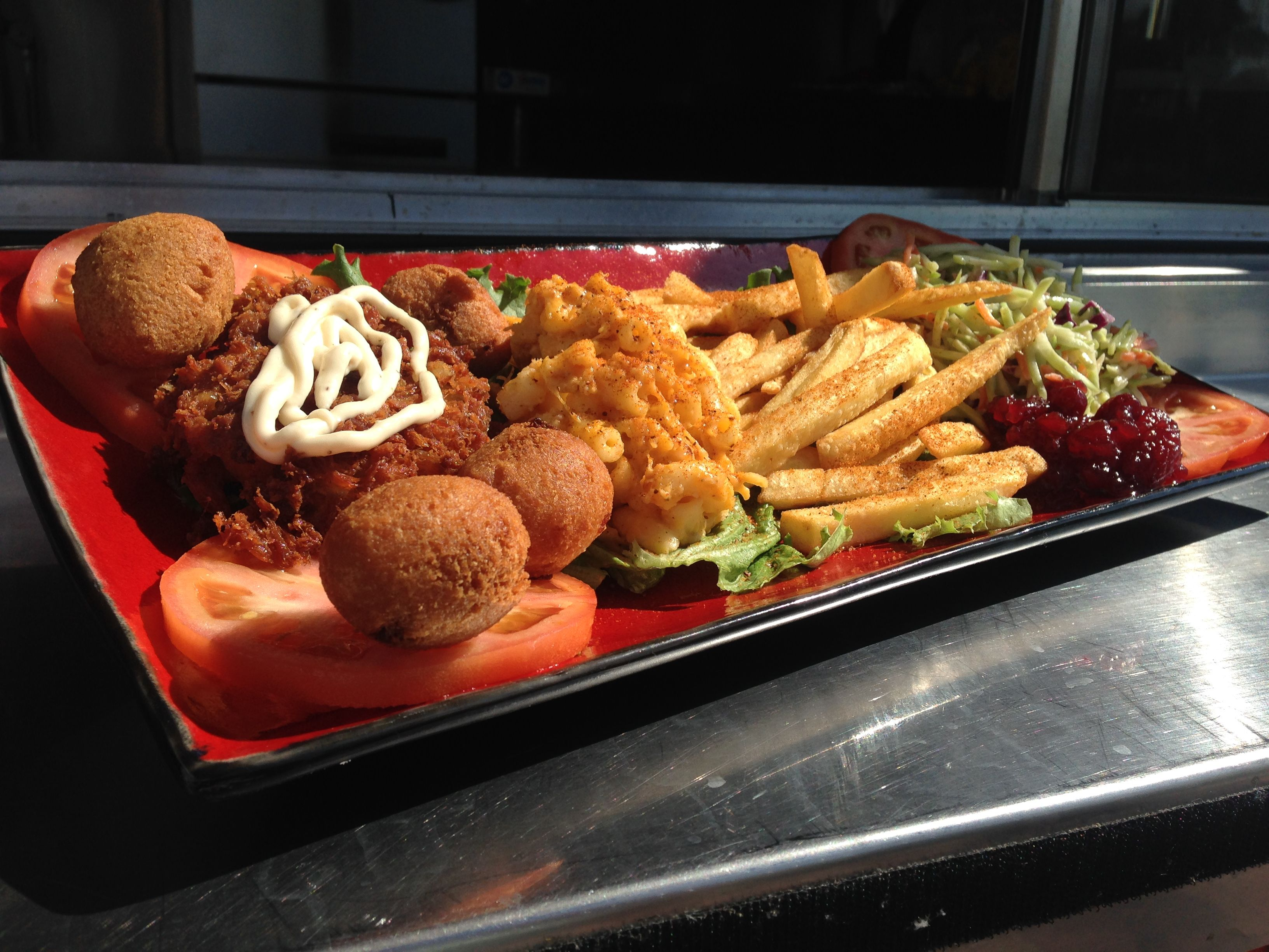 If youre going to have a permanent sign above your food truck that recipe willy ts best ever crab cakes with holiday cranberries forumfinder Image collections