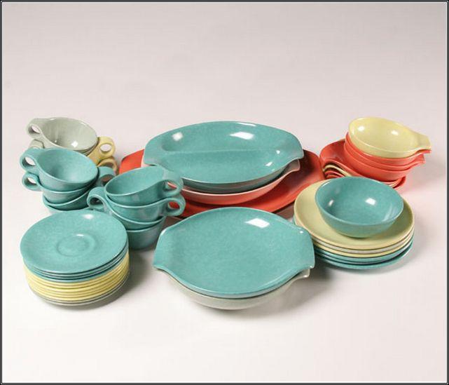 Vintage Melamine Dinnerware Sets & Vintage Melamine Dinnerware Sets | Wishes For Dishes | Pinterest ...