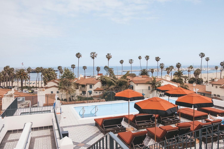 Staying At The Hotel Californian In Santa Barbara Usa Travel Tips