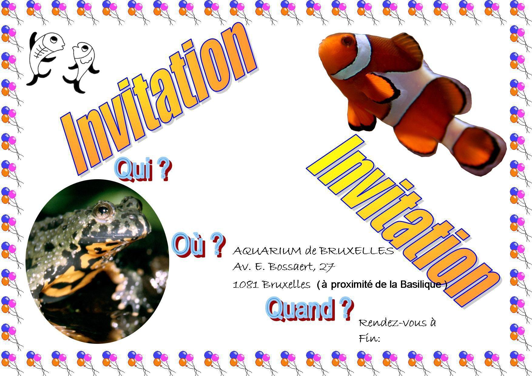 modele carte invitation anniversaire adulte gratuite a imprimer Pin di carte anniversaire