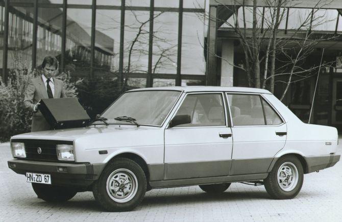 Fiat 131 Supermirafiori Fiat Car Vehicles