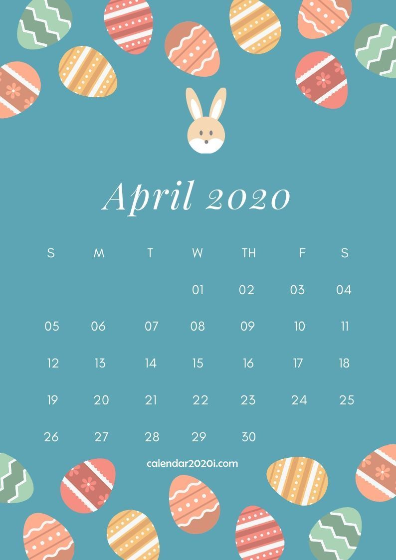 2020 Monthly Calendar Design Templates Calendar Design Monthly