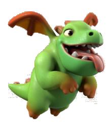 Baby Dragon Baby Dragon Clash Royale Dragon Clash