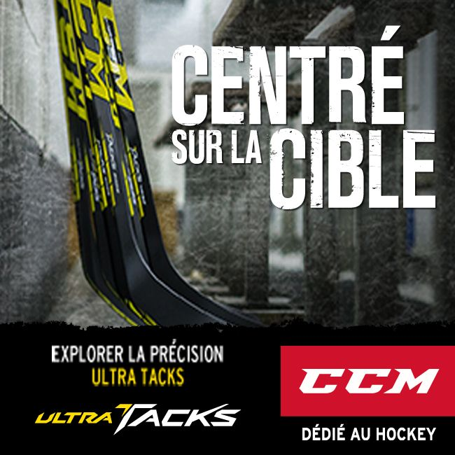 Maintenant en magasin #ccm #ultratacks
