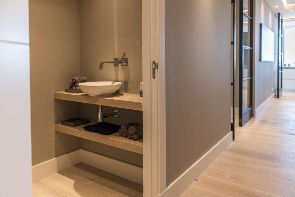 Martin van essen penthouse met luxe interieur keuken