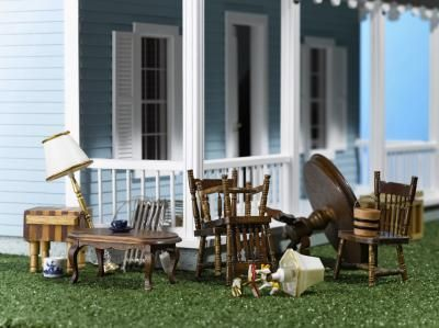 How to Make Wooden Dollhouse Furniture | Charlotte's Doll House