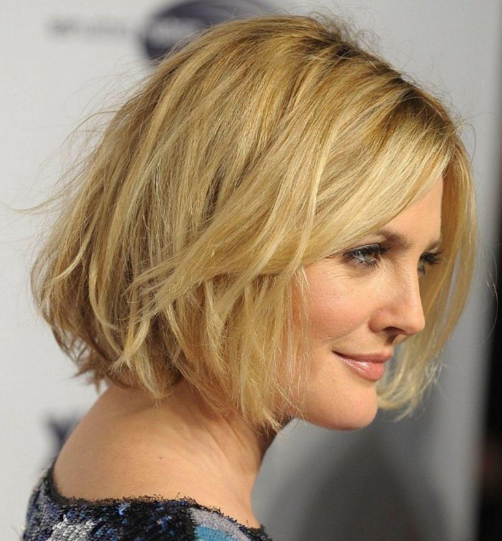 medium short hairstyles for over 50 medium to short