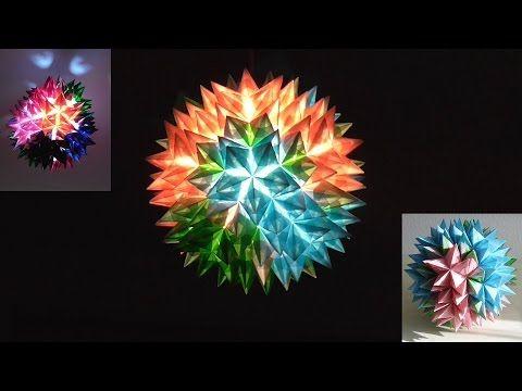 Bauanleitung Für Einen Goliath Stern Origami 3d Star