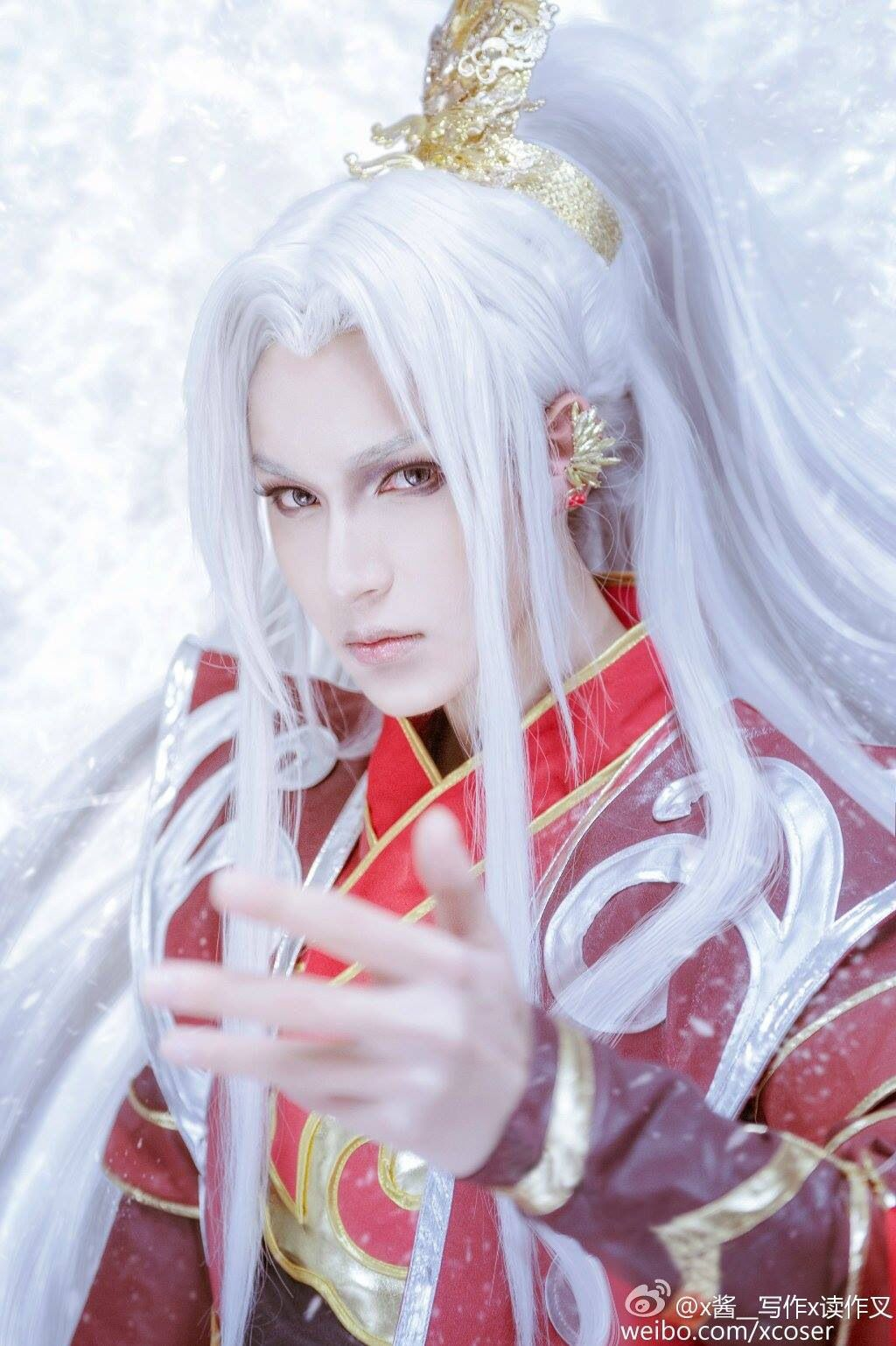 Pin by Ba Tu on cosplay | Asian cosplay, Cosplay, Male cosplay
