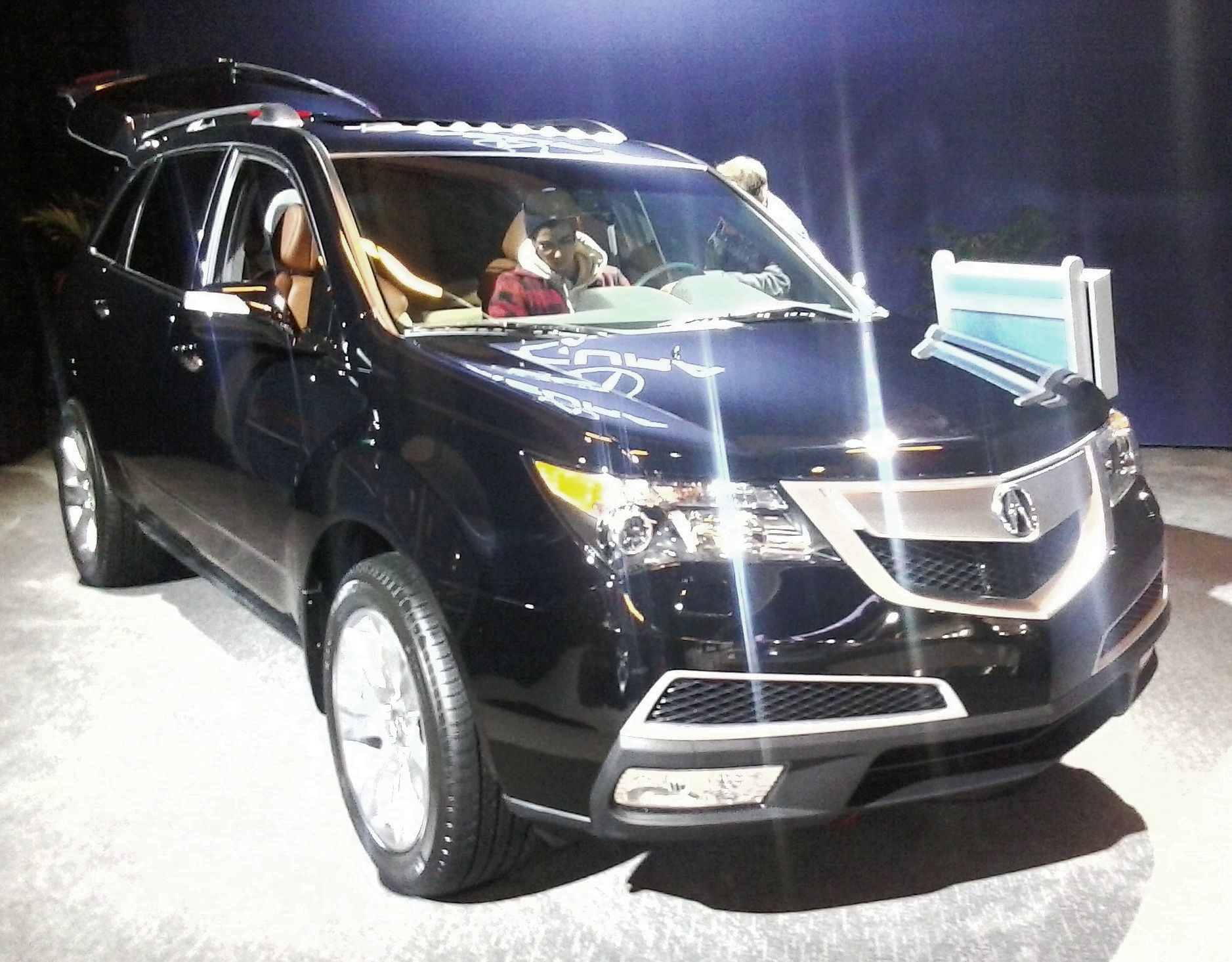 Awesome Stunning 2013 Acura Mdx Specs