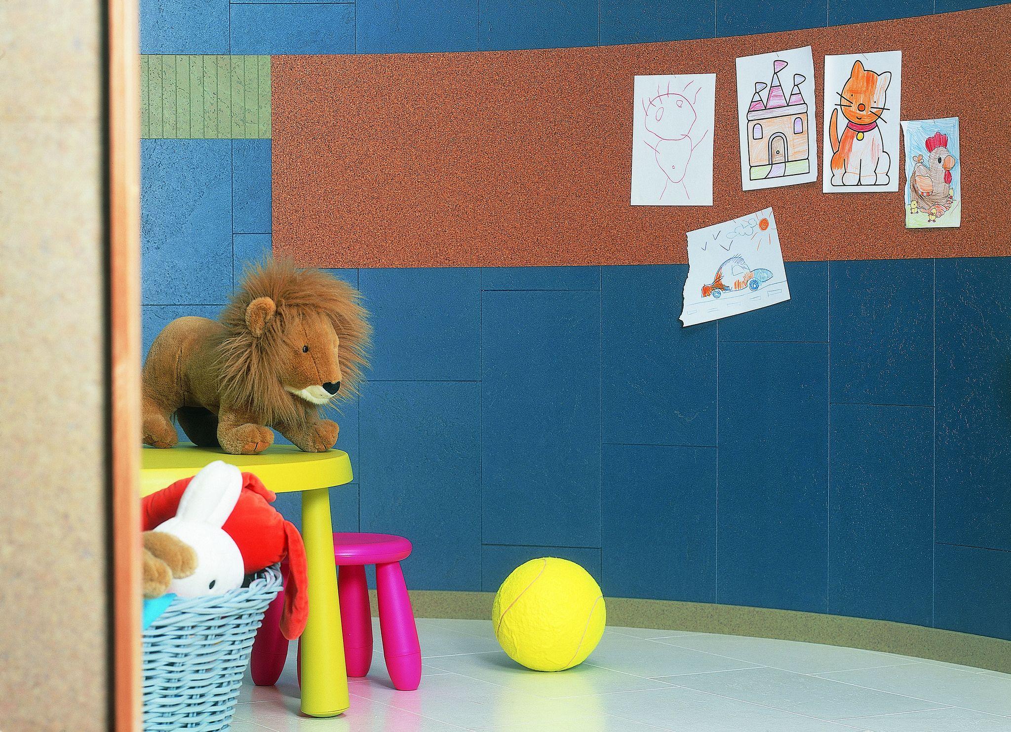 Une Chambre D Enfant En Liege Apercu Des Possibilites Salle De