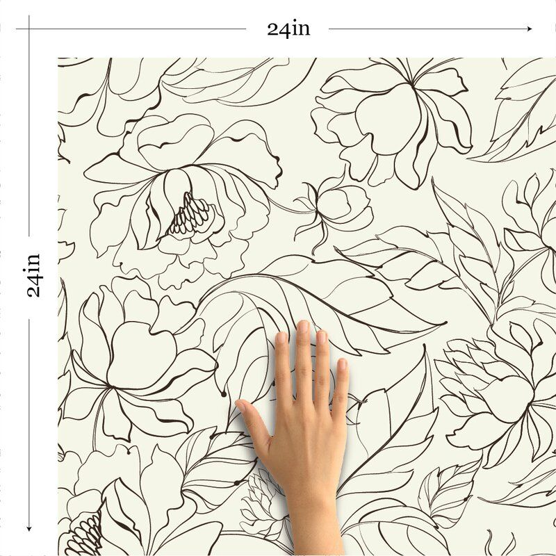 Silkeborg Removable Peel And Stick Wallpaper Panel In 2021 Wallpaper Panels Peel And Stick Wallpaper Personalized Wallpaper