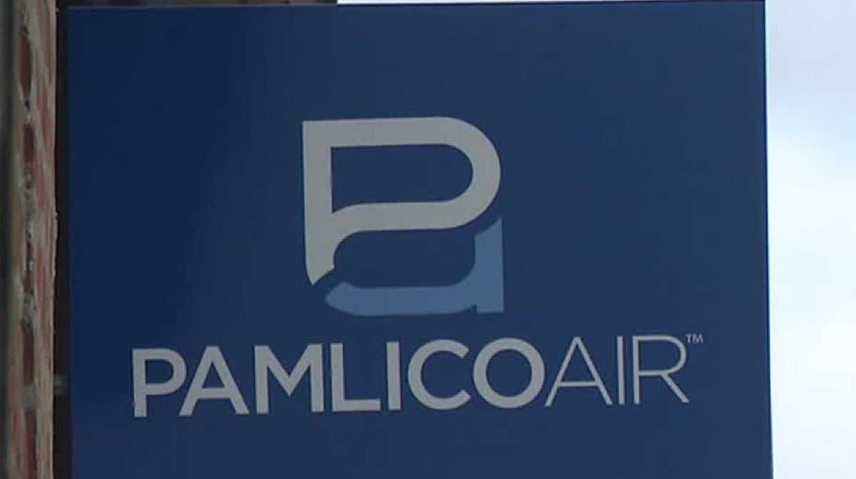 Pamlico air to expand in beaufort county north carolina
