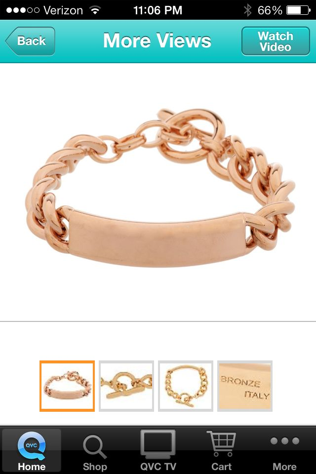 Need this in rose and gold :)