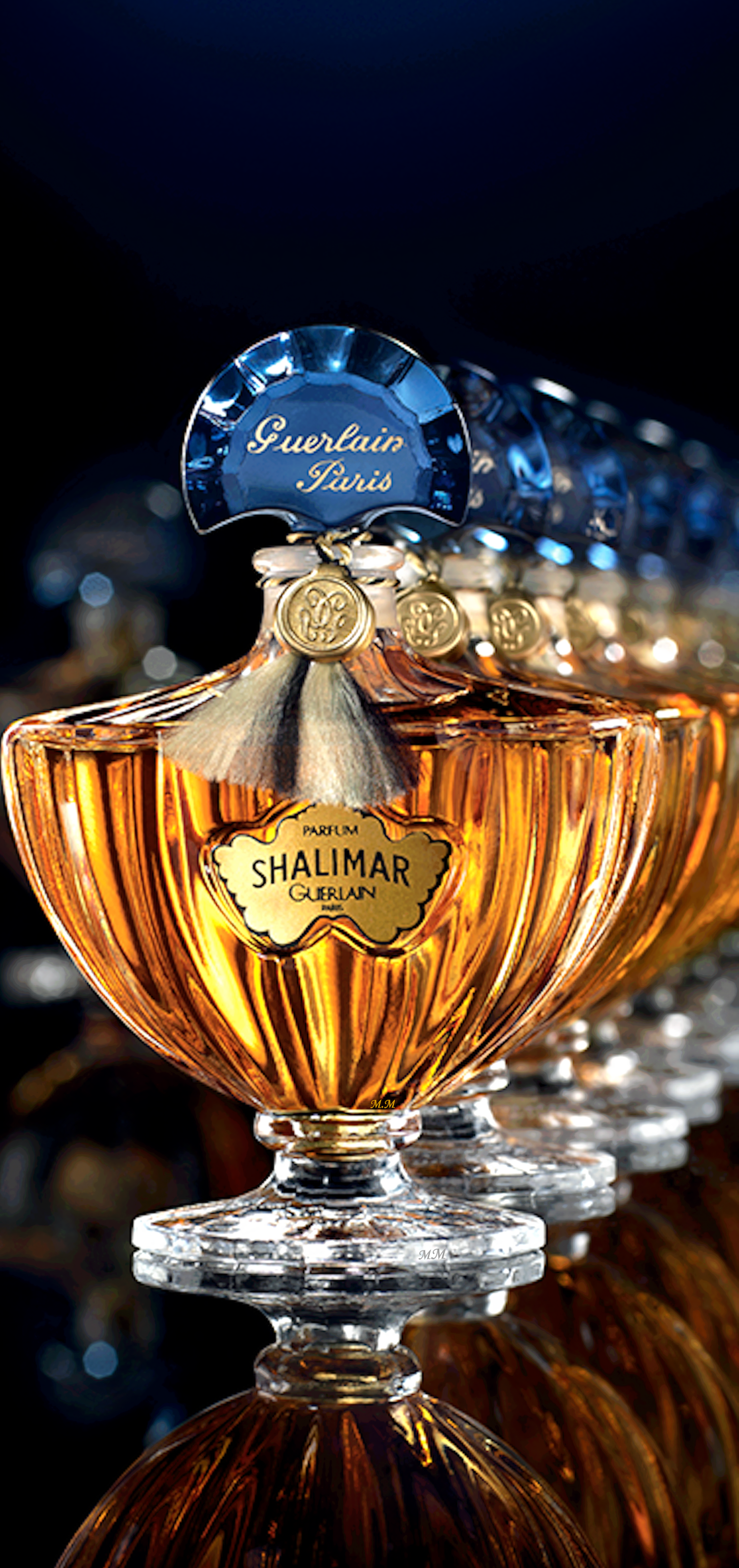 GUERLAIN-SHALIMAR - My husband is responsible for me wearing this fragrance for the last 50 years! I  it!!!