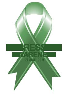 Depression Awareness Ribbon