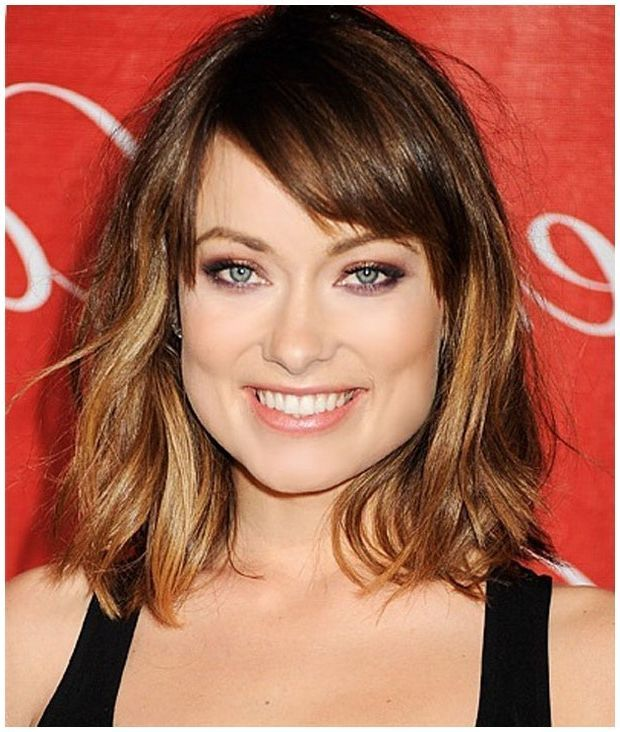 Medium Haircuts For Women With Square Faces Google Search Square Face Hairstyles Haircut For Square Face Medium Length Hair Styles