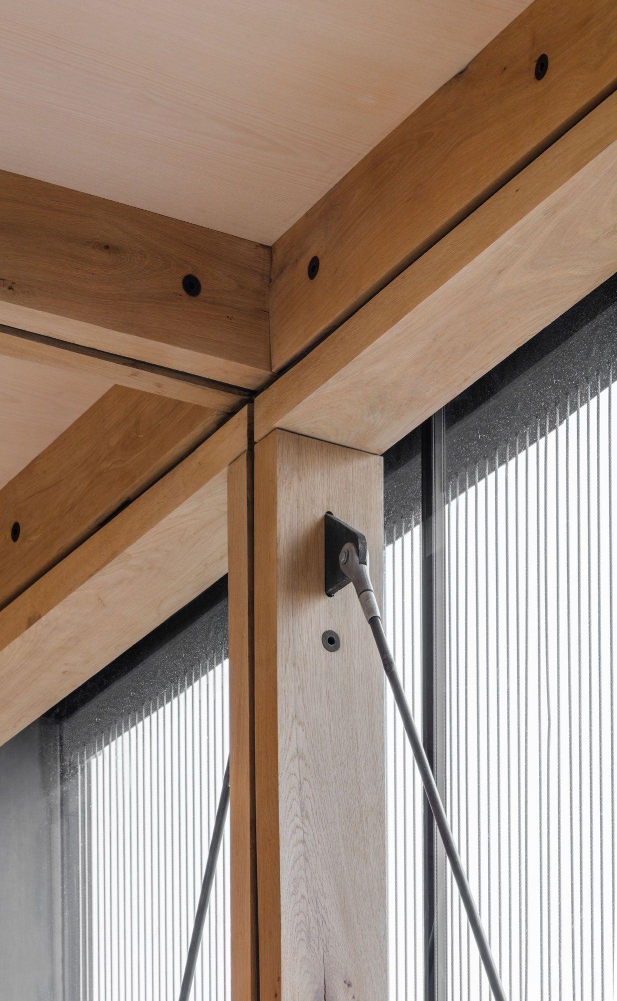 Zuwachs unter Londons Dachaufbauten: Umbau eines Wohnhauses