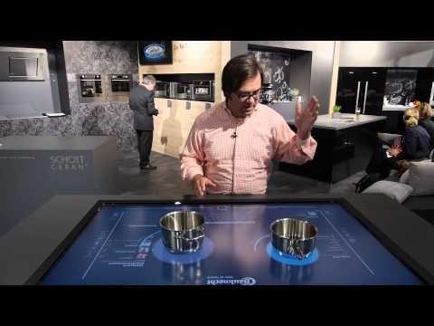 Koken op een tablet: de toekomst? (VIDEO)