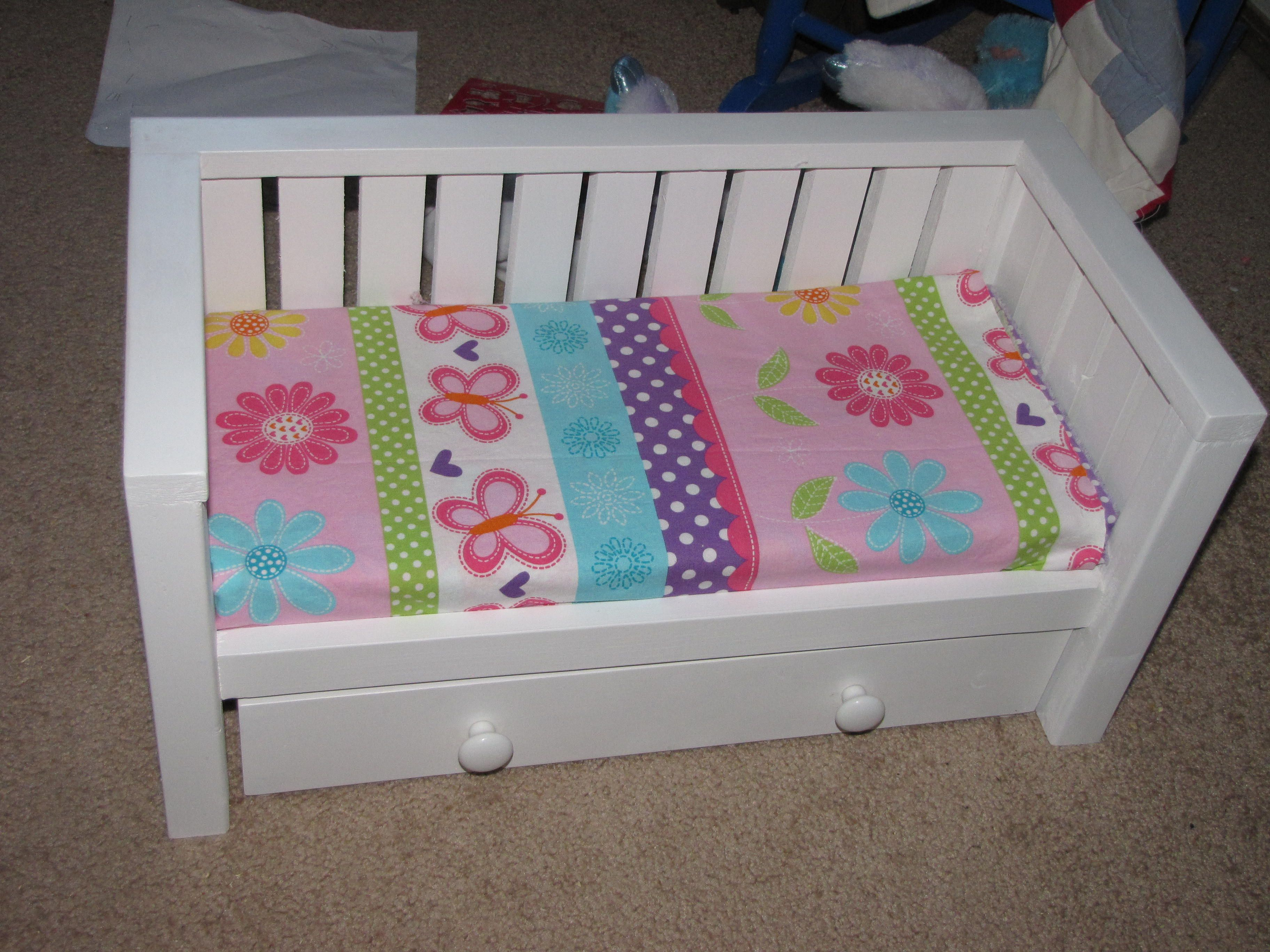 Doll Daybed With Trundle Do It Yourself Home Projects