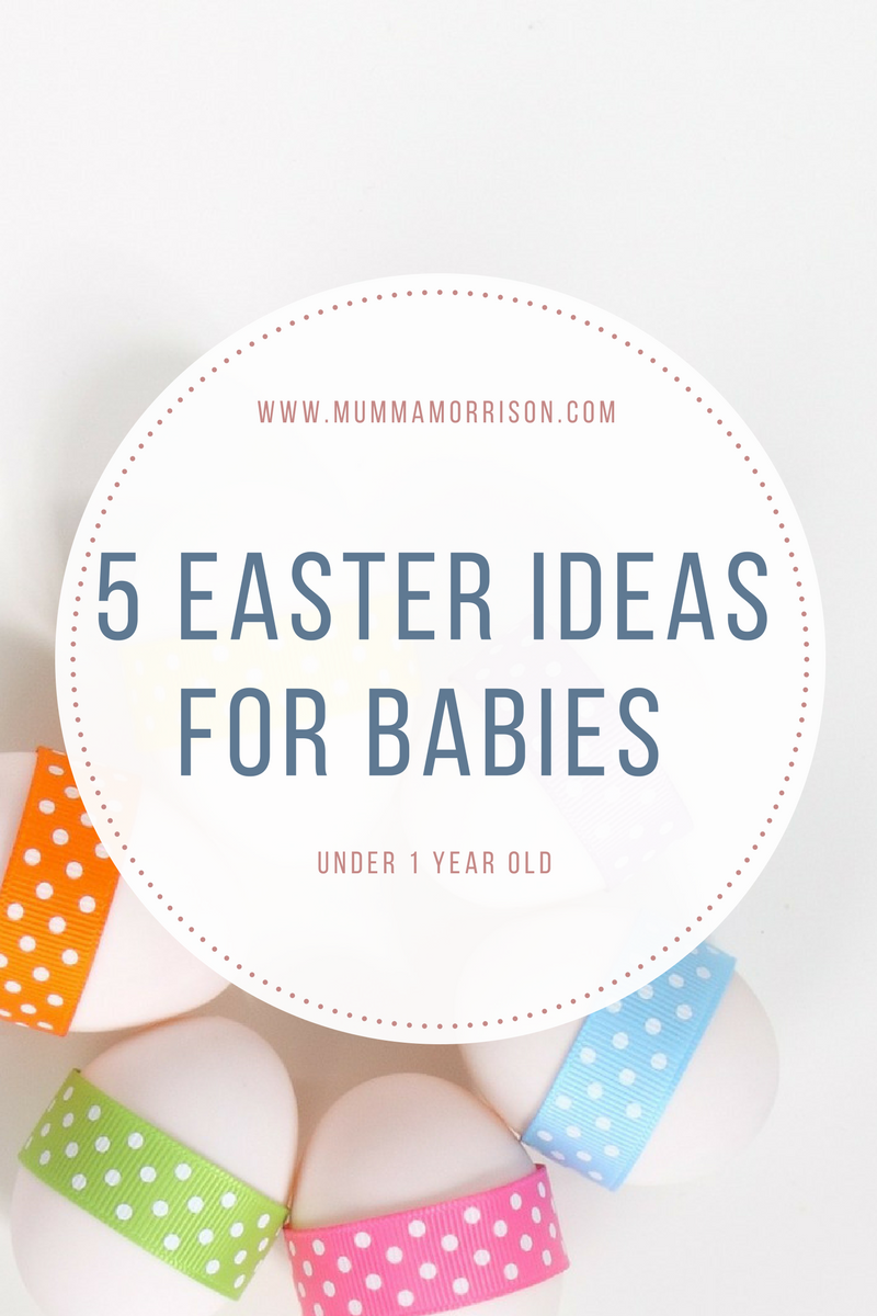 5 easter ideas for babies under 1 year old activities easter and 5 easter ideas for babies under 1 year old activities negle Image collections