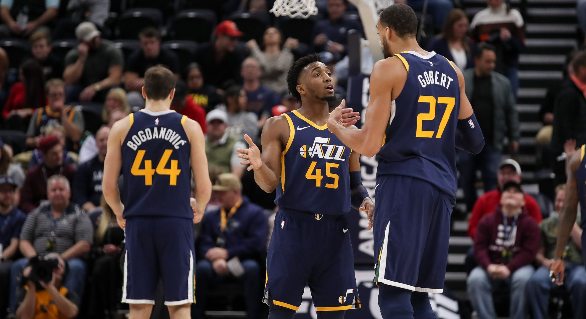 Will Perdue on Utah Jazz stars 'It's a relationship that