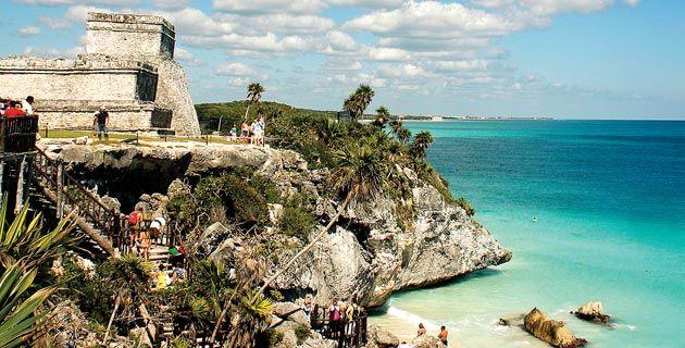 Las 10 Mejores Playas De Quintana Roo Tulum México Desconocido México Riviera Maya Tulum Ruinas Mayas