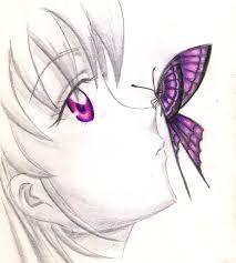 Resultado De Imagen Para Dibujos A Lapiz De Angeles Anime