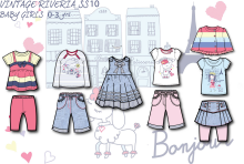 Adams Childrenswear Ltd Older Girls by Hannah Wells at Coroflot.com