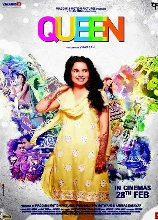 Queen (2014) Full Hindi Movie Online   Queen movie, Hindi