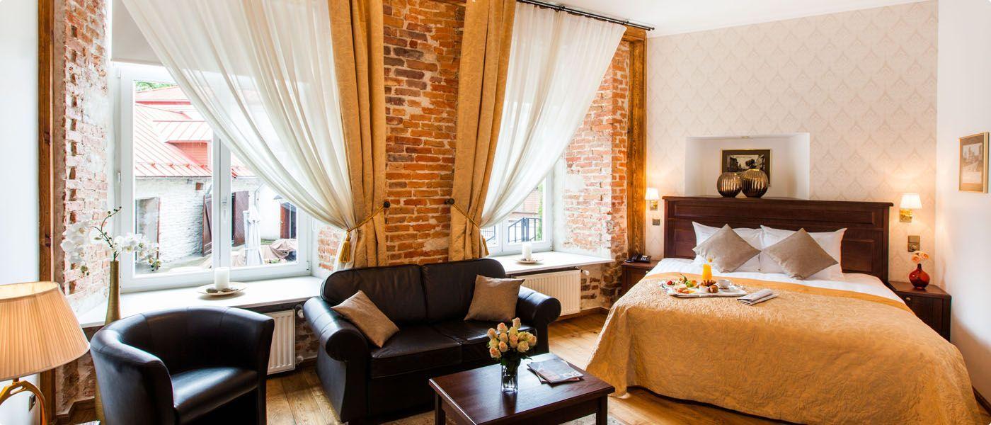 von Stackelberg Hotel Tallinn hotelli tallinna spa mondo suosittelee