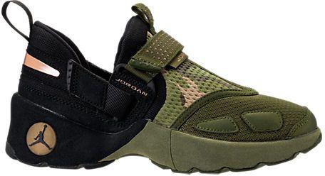 a2ee18664cb8 Nike Girls  Grade School Jordan Trunner LX Premium Heiress Collection  (3.5y-9.5y) Training Shoes