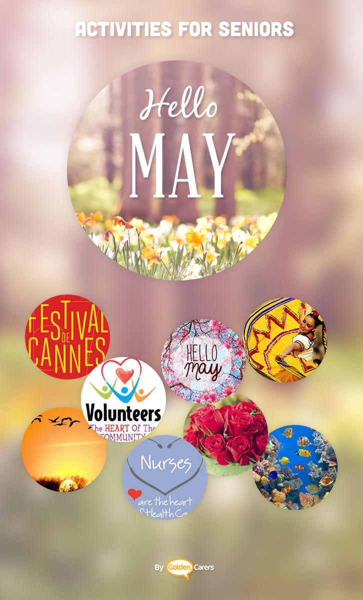 may events & ideas | senior center | pinterest | activities, elderly