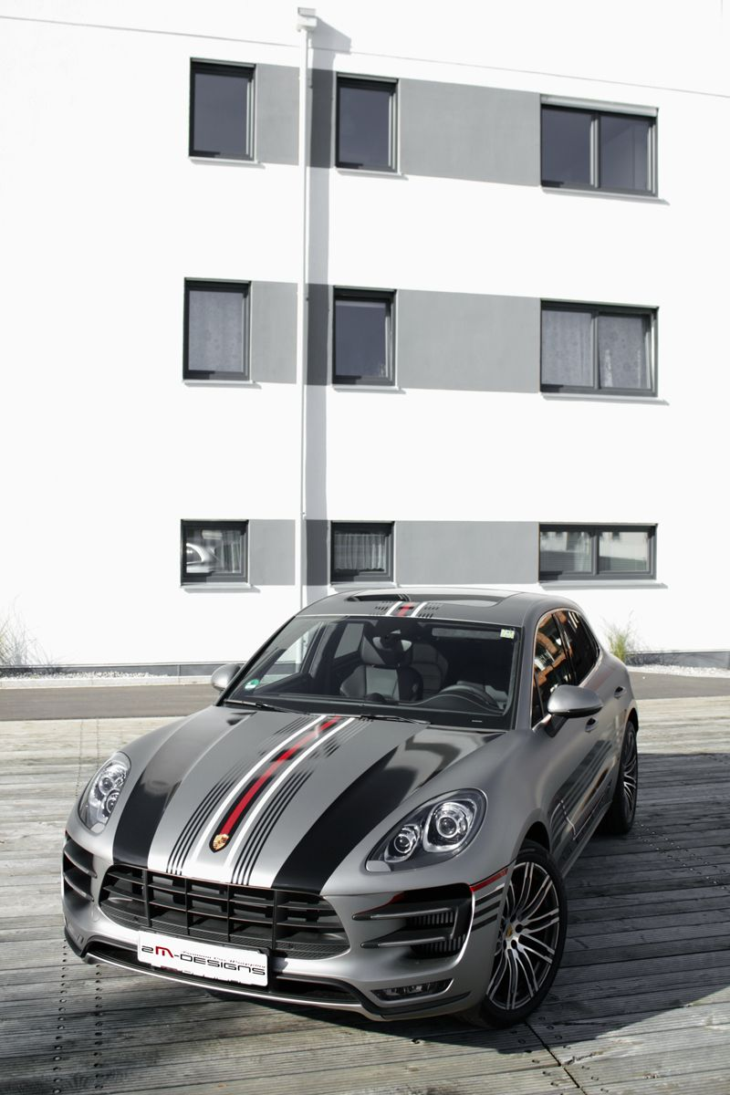 2M-Designs Gives the Porsche Macan its Tiger Stripes | Tiger stripes on porsche carrera, porsche turbo, porsche sedan, porsche magnum, porsche suv, porsche cayman, porsche boxster, porsche 4 door, porsche panamera, porsche models, porsche japan, porsche cayenne, porsche cayanne, porsche car, porsche cajun, porsche spyder,