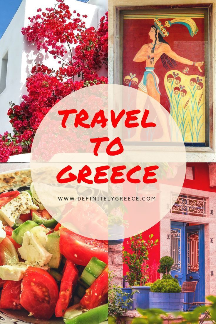 Beautiful destinations to choose from Greece has so much to offer Explore further Crete  Greece  Food  Travel