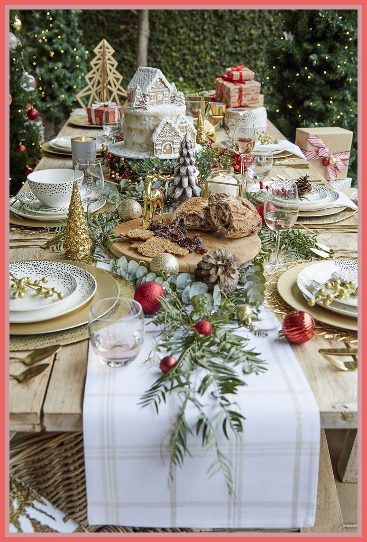 Christmas Table Decoration Ideas Australia