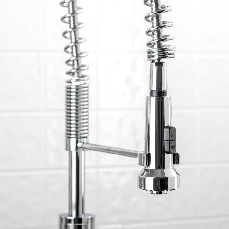 Buy Danze D455158 Parma Single Handle Pre Rinse Kitchen Faucet Riverbend Home Kitchen Faucet Faucet Parma