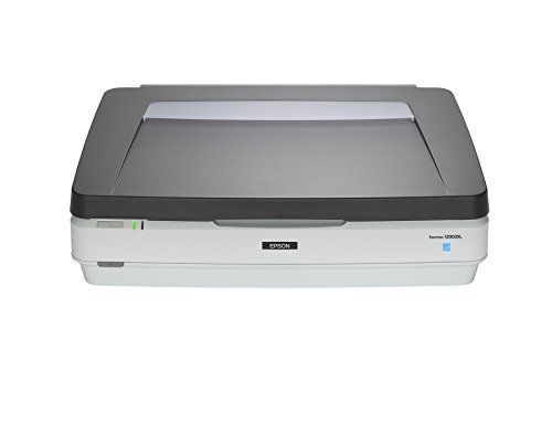 Epson Expression 12000xl Ph Flatbed Scanner In 2020 Scanner Photo Fix Document Cameras