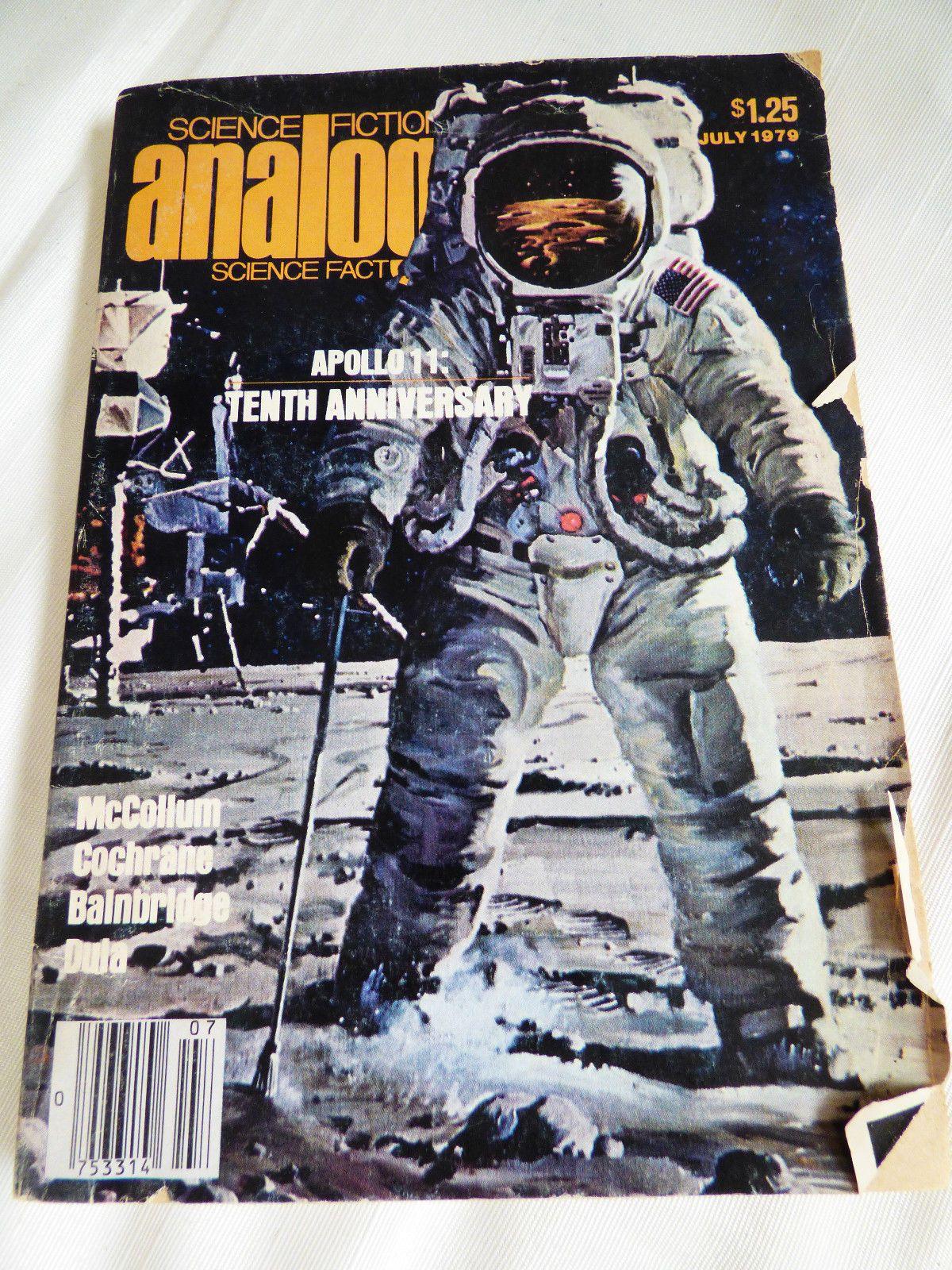 Details about VTG July 1979 Analog Science Fiction Magazine