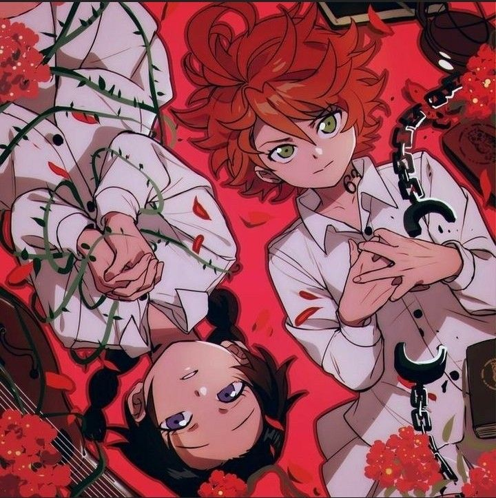 Épinglé par Demonnoiree sur The Promised Neverland en 2020