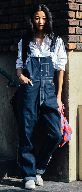 PFW SS15 Tommy Ton