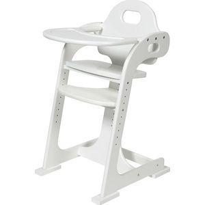 Te Koop Kinderstoel.Beslist Be Aanbieding Voor Meegroei Kinderstoel Tiamo Wit G85004