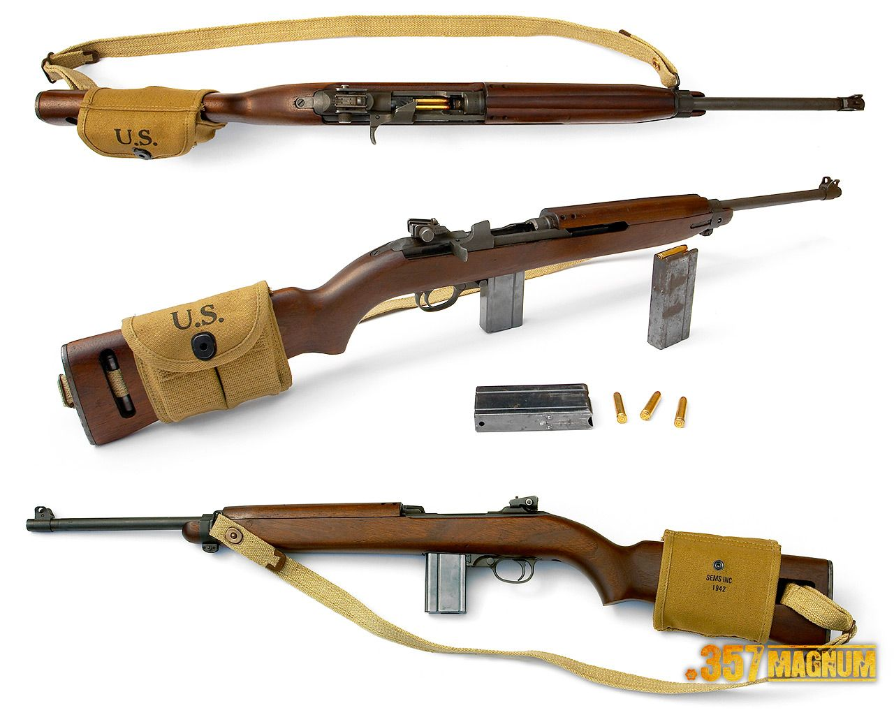 M1: M1 Carbine. I've Got One Of These Too. I've Got All This