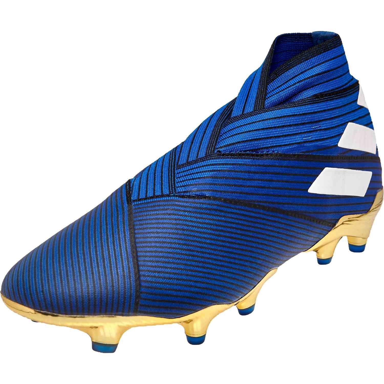 Adidas Nemeziz 19 Fg Inner Game Soccerpro Adidas Soccer Shoes Soccer Shoes Soccer Cleats Nike