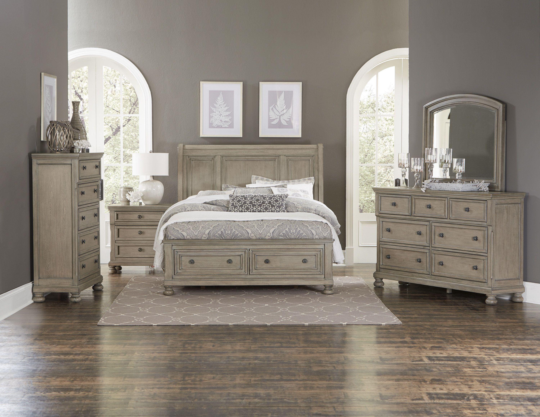 Carleton 2 Drawer Nightstand Wood Bedroom Sets Bedroom Sets Queen King Bedroom Sets