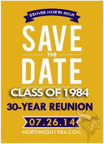 Printed Or Printable Chalkboard Kraft Class Reunion Save The Date Invitations Class Reunion Invitations Reunion Invitations Class Reunion