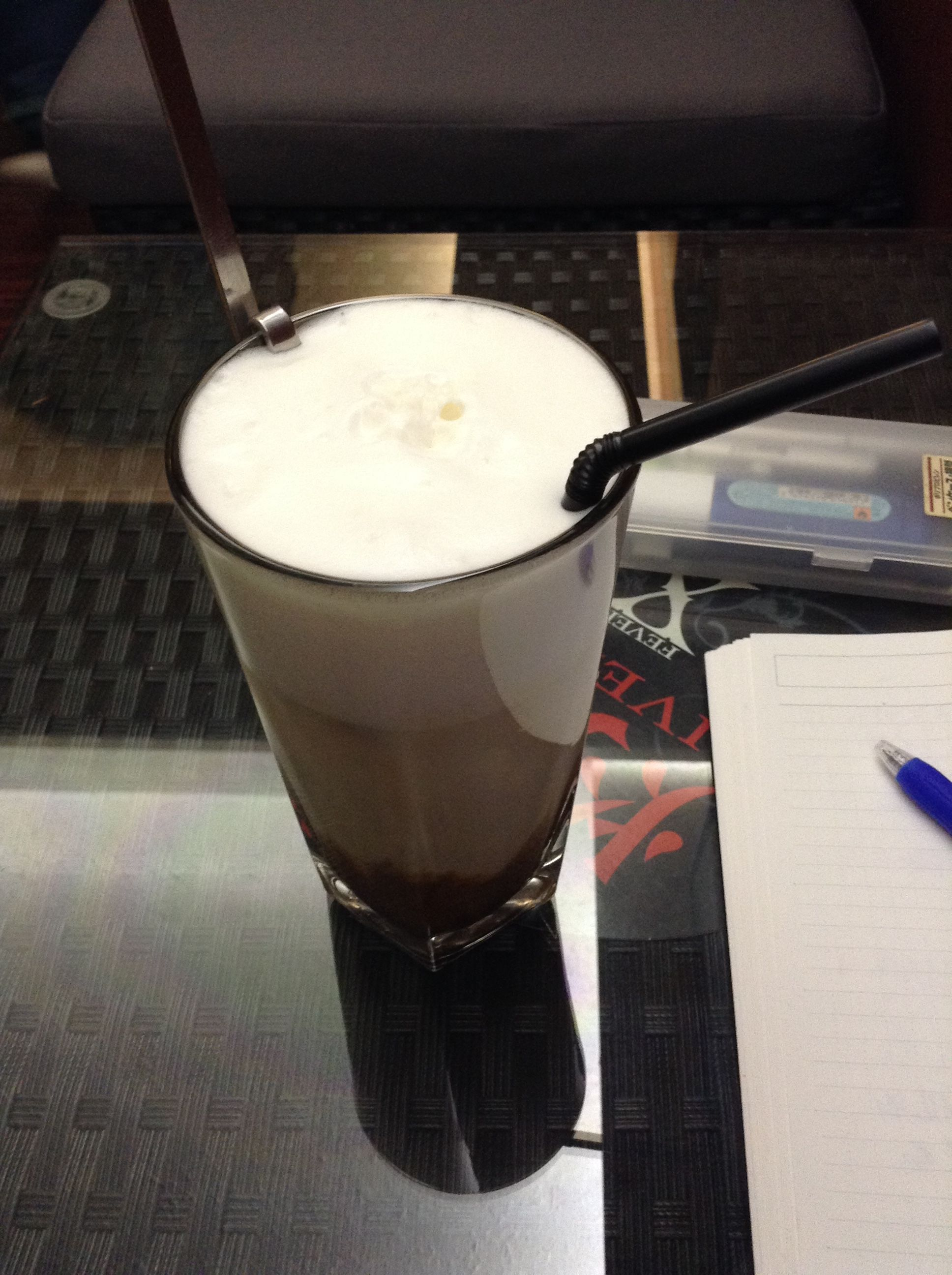 Accro Coffee @ Long Ping # Cappuccino
